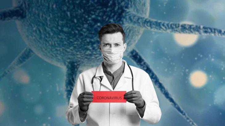 Küresel Hastalık Corona Virüsü