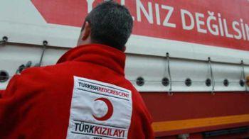 Türk Kızılayı'na Kan Bağışı