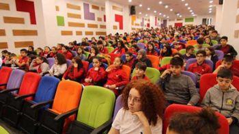 Bursa Sınav Koleji'nde Seminer