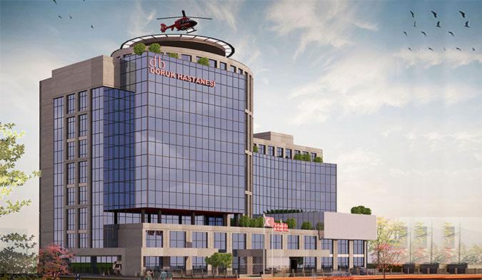 Özel Doruk Nilüfer Hastanesi